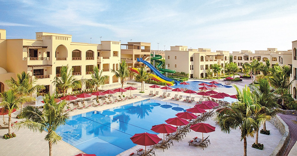 THE VILLAGE AT THE COVE ROTANA HOTEL